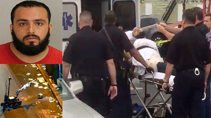 Нью-Йорк: дополнительные обвинения афганцу, подозреваемому в организации взрывов