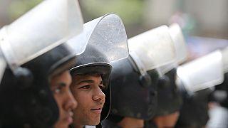 Egypte : 9 policiers condamnés à trois ans de prison
