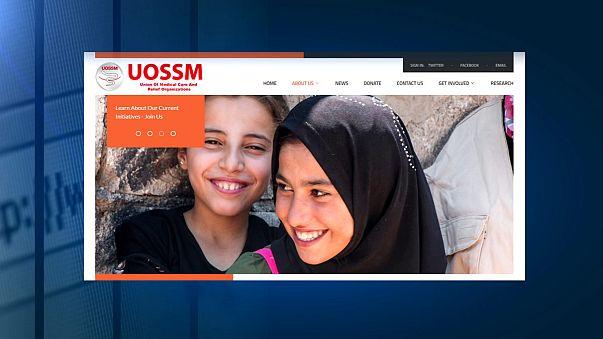 Siria: mueren cuatro trabajadores de una ONG en el bombardeo de un centro médico