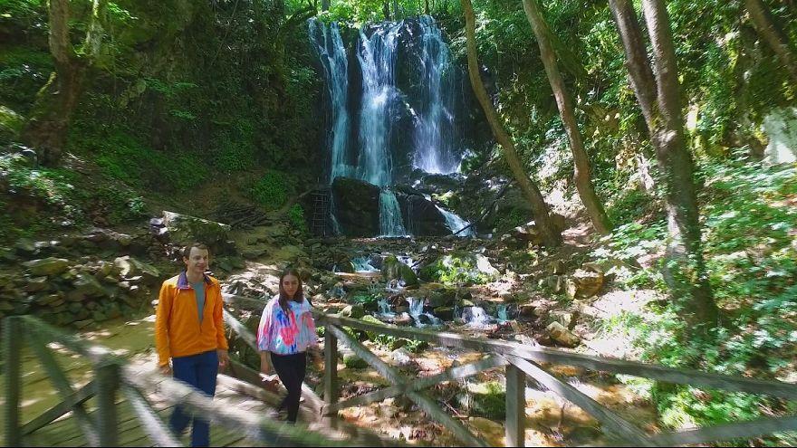 Makedonya'danın Belasica Dağları maceraperestleri bekliyor