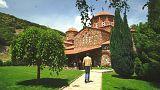 La sérénité des monastères de Vodocha et Veljusa