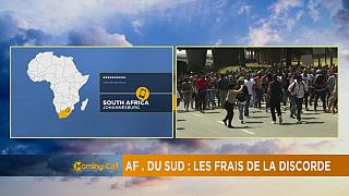 S Africa and University's fees must fall campaign [The Morning Call]