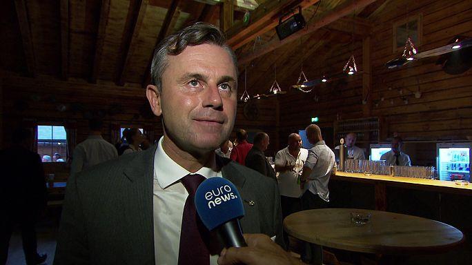 """FPÖ-Hofer: """"EU-Austritt Österreichs wäre ein Fehler"""""""