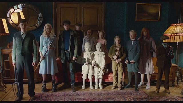 """""""El hogar de Miss Peregrine para niños peculiares"""", la nueva película de Tim Burton."""