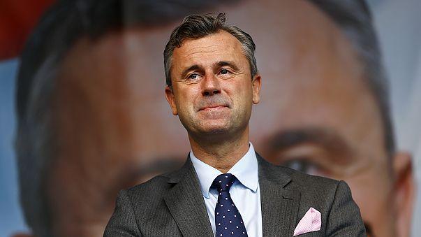 A Áustria prepara-se para um presidente de extrema-direita?