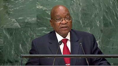 Le président sud-africain plaide pour l'industrialisation de l'Afrique, en vue de son développement