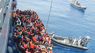 Egypte : au moins 42 morts après le naufrage d'un bateau de migrants