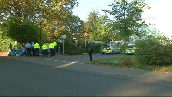 Retata antiterrorista in Germania. Tre arresti