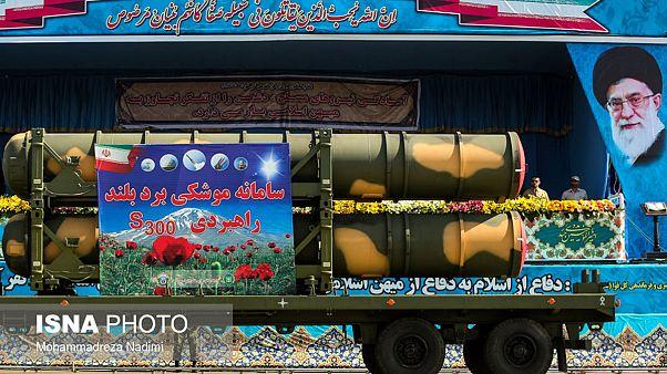 رژه «هفته دفاع مقدس» در ایران در فضای پرتنش با عربستان