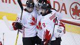 Canadá apea a Estados Unidos de la Copa del Mundo de Hockey