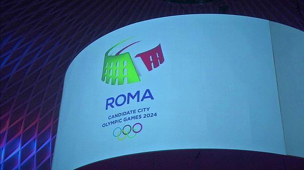 Roma 2024 olimpiyatları için adaylıktan çekiliyor
