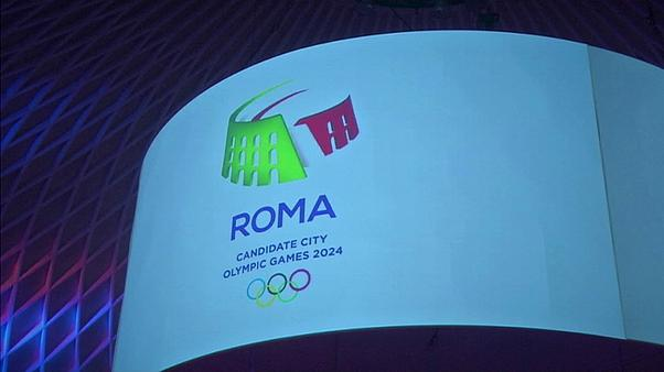 Roms Bürgermeisterin legt Veto gegen Olympia-Bewerbung 2024 ein