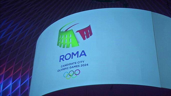 روما تعلن رسميا انسحابها من استضافة أولمبياد 2024