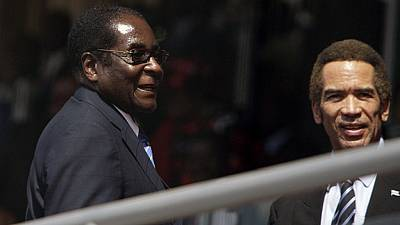 Mugabe should have left power years ago – Botswana president