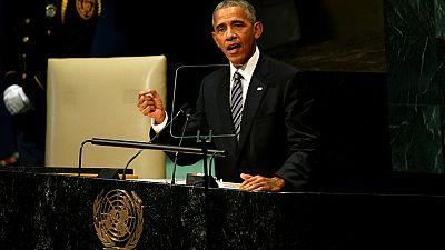 Ethiopia scores high marks in Obama's refugee address