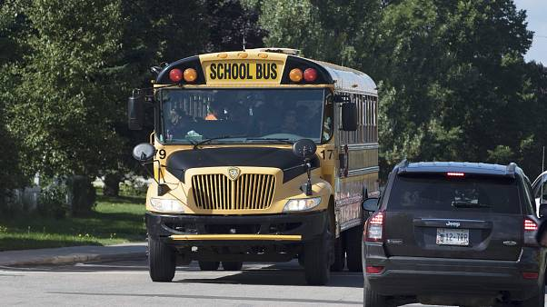 Faxed bomb threat forced the closure and evacuation of all schools in Canada's Prince Edward Island Province