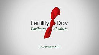 Italia: il fertility day delle polemiche