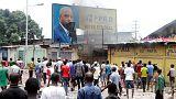 RDC : les violences à Kinshasa ont fait 32 morts en deux jours (police)