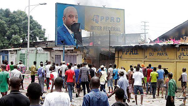 Confrontos voltam ao Congo, mas situação está mais calma