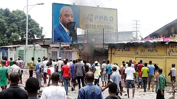 Demokratik Kongo Cumhuriyeti'nde şiddet olayları dinmiyor
