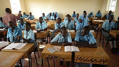 Reprise des classes dans le camp de réfugiés de Kakuma au Kenya