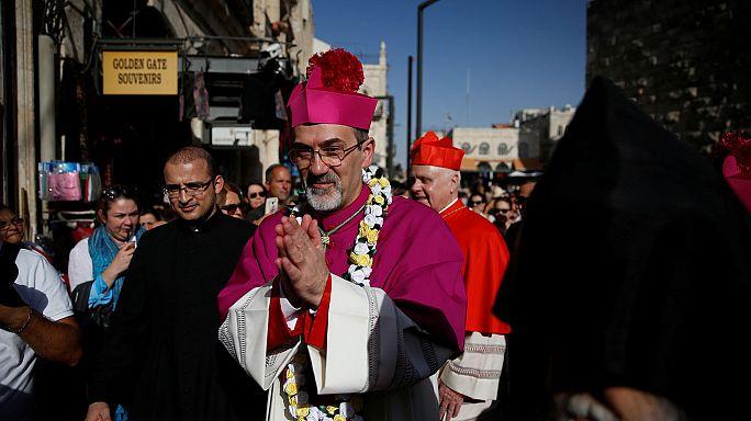 Italiener leitet katholische Kirche im Heiligen Land