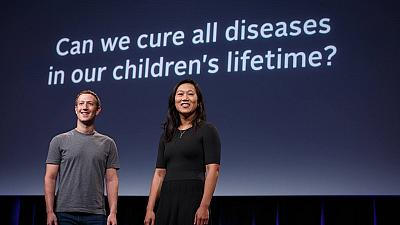 Facebook CEO and wife donate $3bn to cure diseases, Bill Gates on board