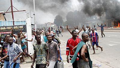 Le calme revient à Kinshasa