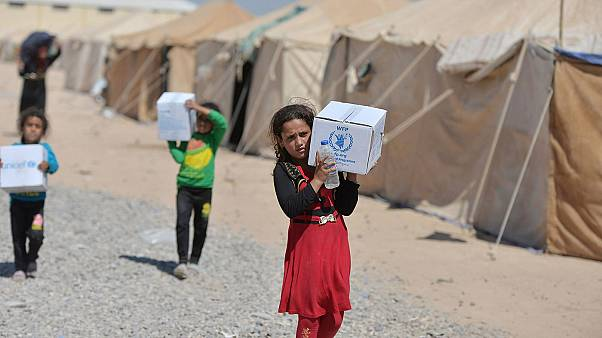 Un convoy humanitario de la ONU volverá a entrar en Siria esta mañana