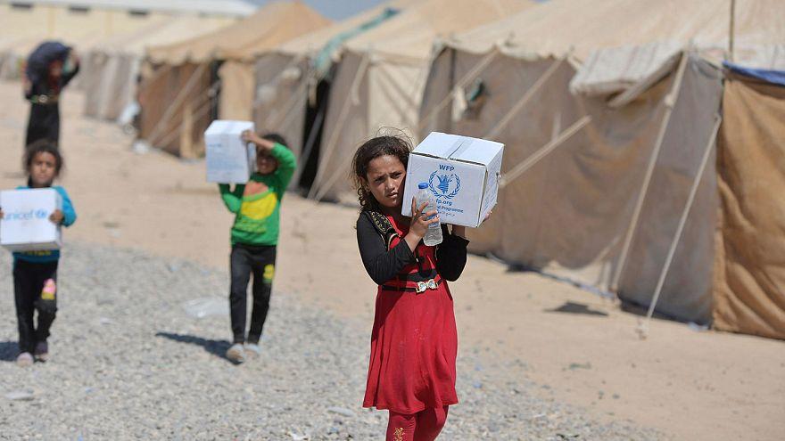 BM Suriye insani yardımlarını yeniden başlatıyor