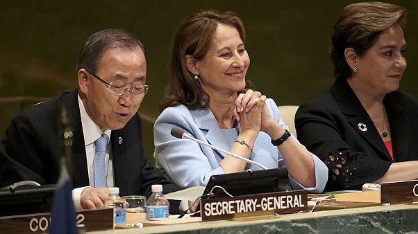 Число стран, ратифицировавших соглашение по климату, достигло 60