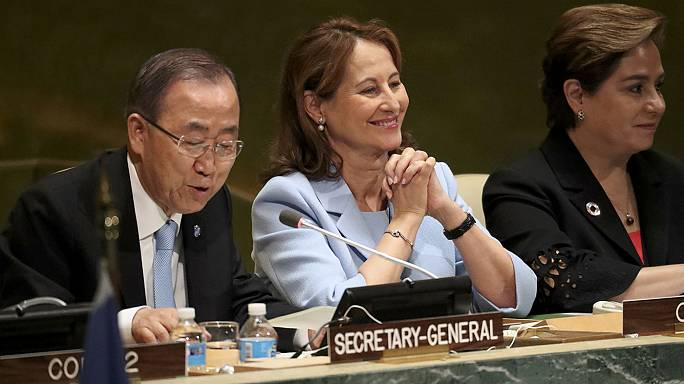 الامم المتحدة تبدي تفاؤلها بشأن دخول اتفاقية باريس حول المناخ حيز التنفيذ