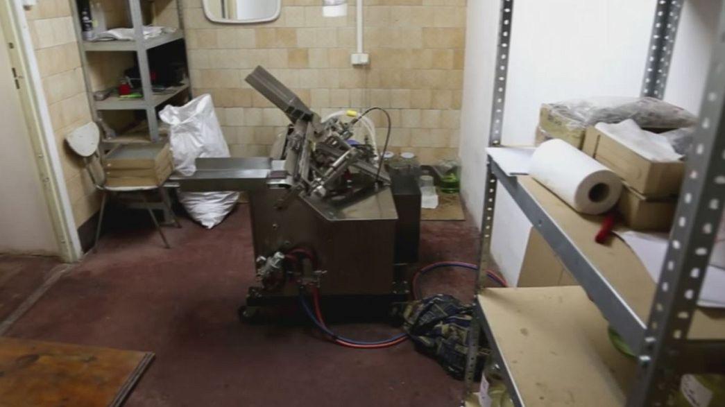 В Польше ликвидирована крупная фабрика по производству поддельных медпрепаратов