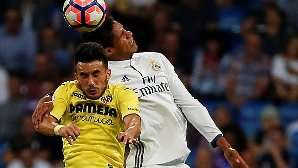 Real miss out on La Liga record with Villarreal draw