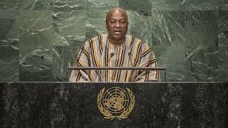 Africa does not need sympathy or aid, we need fair trade – Mahama tells UN
