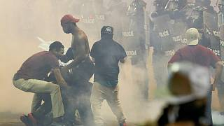 State of emergency in Charlotte after protests over police shooting turn violent