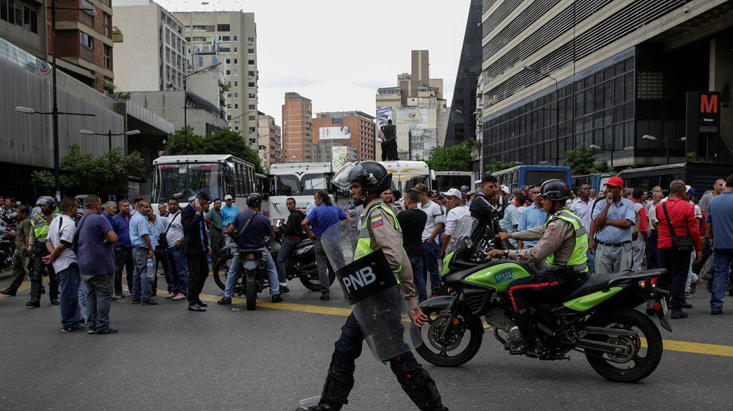 No referendum until 2017 says Venezuelan election board