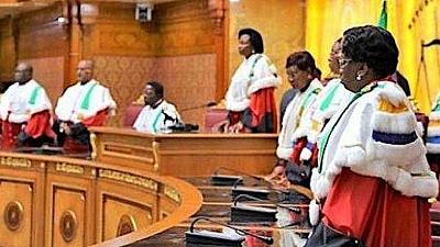 Gabon's constitutional court completes presidential result sheets verification