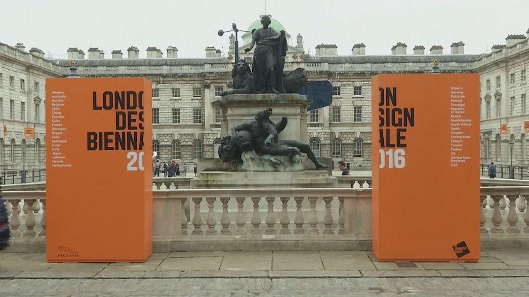برگزاری اولین «دو سالانه طراحی لندن» با تخیل، اشتراک و نوستالژی