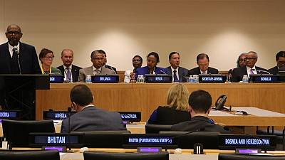 UN peacebuilding fund falls short after only 26 countries pledge support