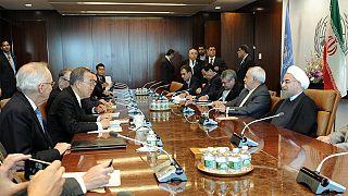 دیدارهای روحانی در نیویورک: دفاع از برجام؛ انتقاد از عملکرد آمریکا در سوریه