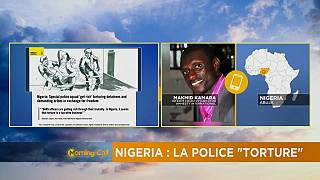 Nigeria police unit accused of torture [The Morning Call]