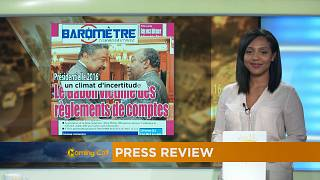 Press Review of September 22, 2016 [The Morning Call]
