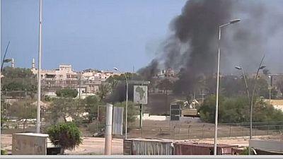 Lybie : nouveaux combats à Syrte entre le GNA et l'EI