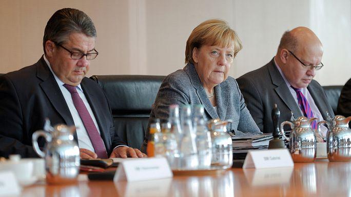 Deutsches Wirtschaftswachstum fällt zurück