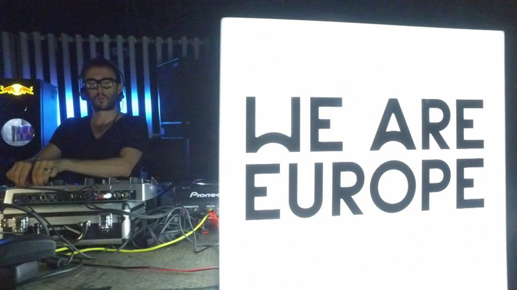 The creme of electro dance music gathers in Greece