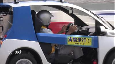 Self-driving, self-parking cars