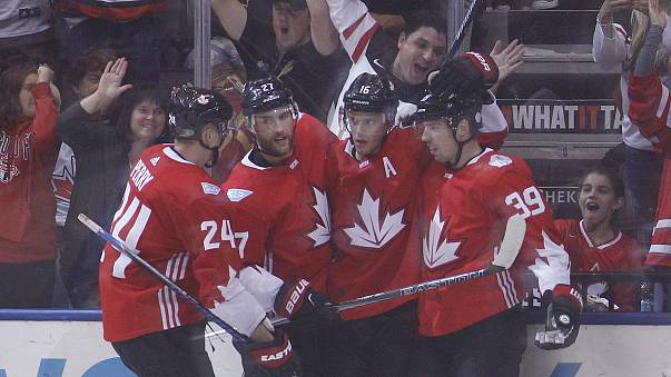 World Cup of Hockey: Canada thrash Europe to win Group A