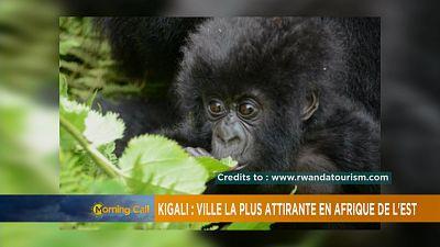 Kigali: ville la plus attrayante en Afrique de l'Est