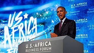 Barack Obama se dit fier de son bilan pour l'Afrique